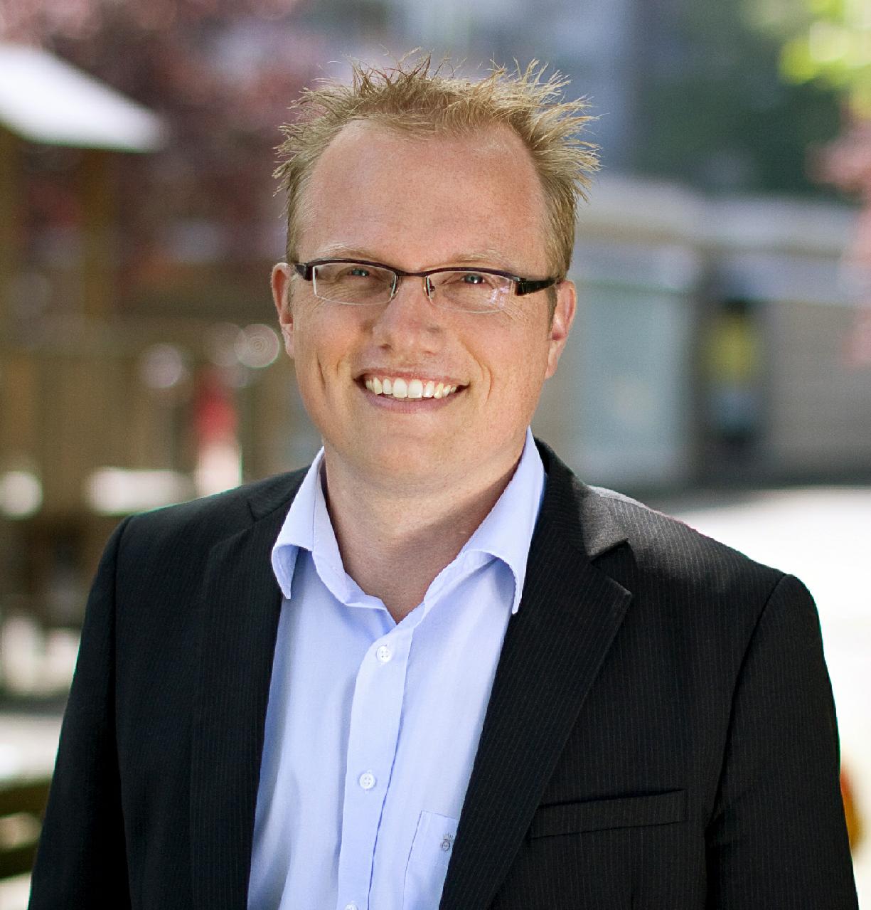 Jochen Ott, Parteivorsitzender der Köln SPD und stellvertretender Vorsitzender der SPD-Fraktion im Landtag NRW