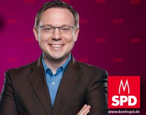 Martin Börschel MdL, Ratsmitglied für Agnes-, Eigelstein-, Ursulaviertel und MediaPark