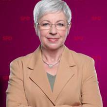 Barbara Albat - Kandidatin für den Wahlkreis Lindenthal, Braunsfeld und Müngersdorf