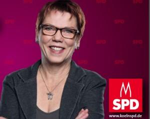 Walla Blümcke - Kandidatin für den Wahlkreis Neustadt Süd