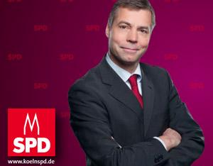 Michael Frenzel - Kandidat für den Wahlkreis Mülheim