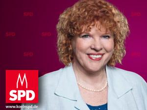 Inge Halberstadt-Kausch - Kandidatin für den Wahlkreis Mülheim, Stammheim und Flittard