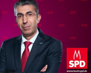 Malik Karaman - Kandidat für den Wahlkreis Volkhoven/Weiler, Chorweiler und Blumenberg