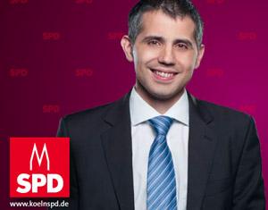 David Krahnenfeld - Kandidat für den Wahlkreis Lindweiler, Pesch, Esch und Auweiler