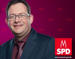 Oliver Krems - Kandidat für den Wahlkreis Ostheim und Neubrück