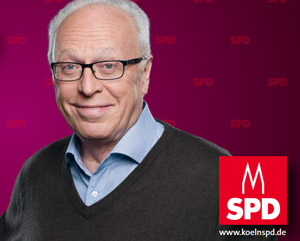 Peter Kron - Kandidat für den Wahlkreis Ehrenfeld, Bickendorf und Ossendorf