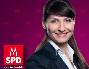 Gonca Mucuk - Kandidatin für den Wahlkreis Bayenthal, Marienburg, Raderthal und Rodenkirchen