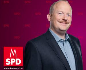 Ulrich Müller - Kandidat für den Wahlkreis  Niehl und Longerich