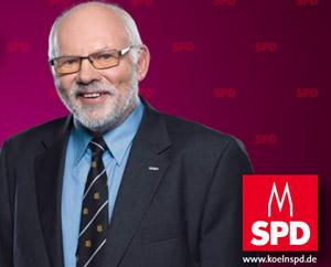 Horst Noack - Kandidat für den Wahlkreis Dellbrück
