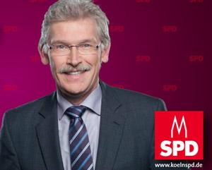 Michael Paetzold - Kandidat für den Wahlkreis Humboldt-Gremberg und Kalk