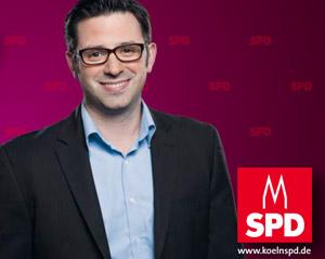 Marco Pagano - Kandidat für den Wahlkreis Brück, Rath und Heumar