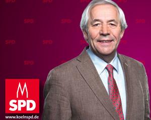 Klaus Schäfer - Kandidat für den Wahlkreis Lindenthal