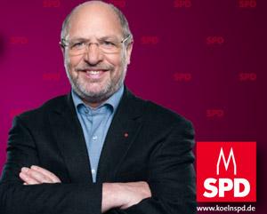Walter Schulz - Kandidat für den Wahlkreis Nippes
