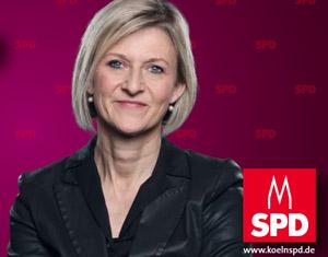 Lisa Steinmann - Kandidatin für den Wahlkreis Weiden, Lövenich und Widdersdorf