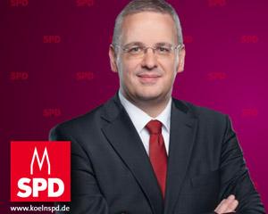 Jörg van Geffen - Kandidat für den Wahlkreis Mauenheim und Bilderstöckchen