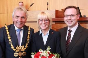 erste Bürgermeisterin Elfi Scho-Antwerpes