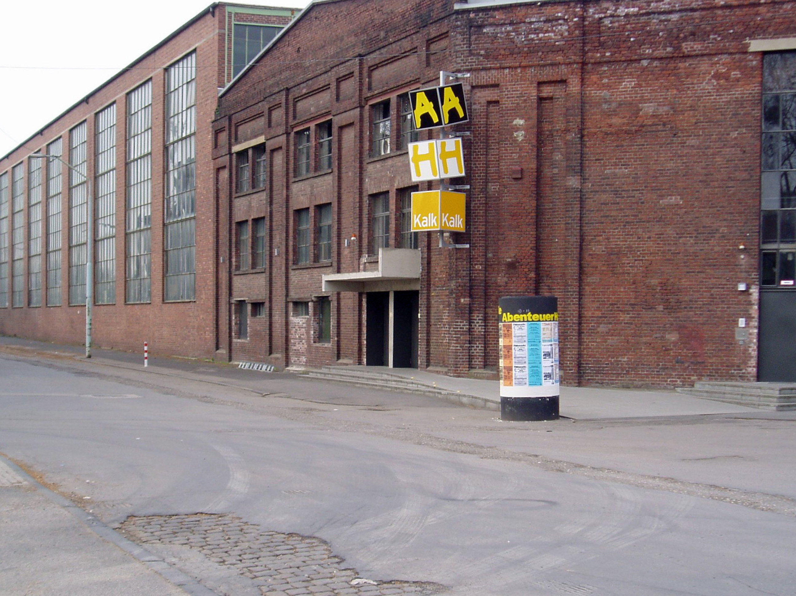 Hallen Kalk