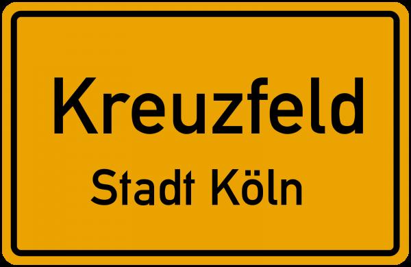 Neuer Stadtteil Kreuzfeld: Erster Schritt endlich erfolgt