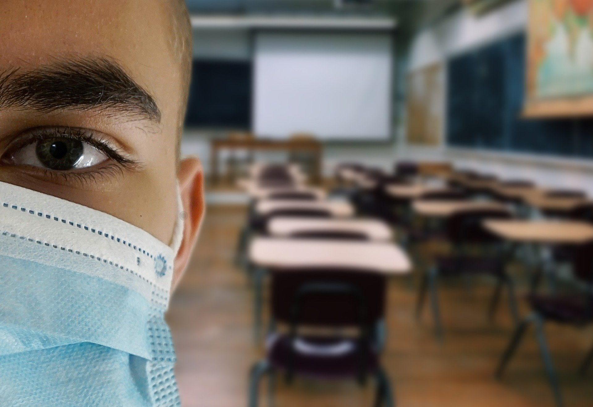 Keine Schule ohne Maske